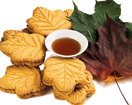[VT-10] Maple Cream Cookies (Individually Wrapped) 192g